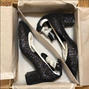 Brand New with tags & box Free People block Heels